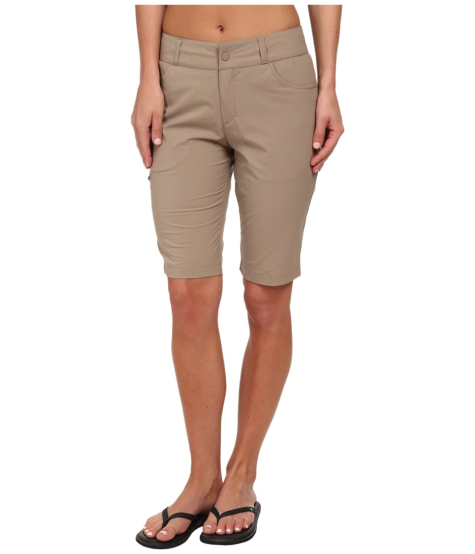 Merrell - Rama Tech Stretch Short (Taupe) Women's Shorts