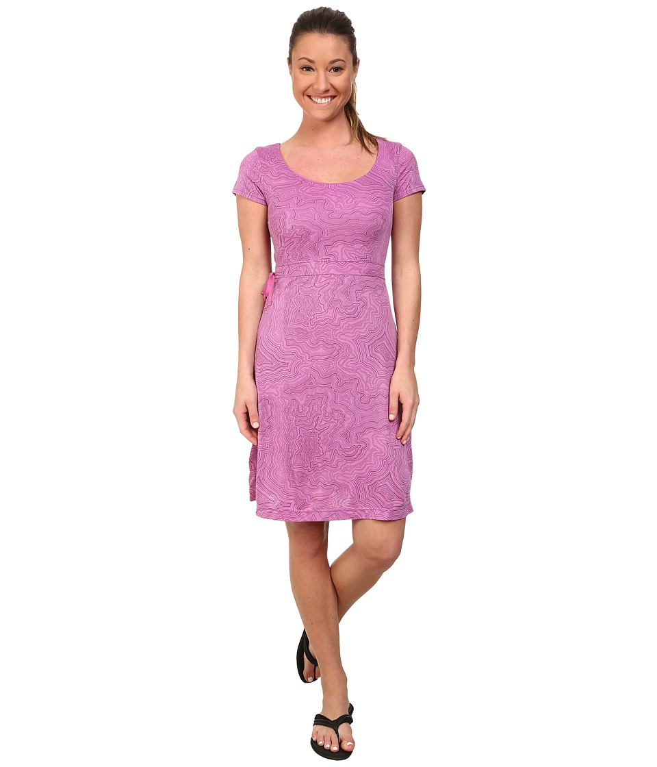Merrell Siena Cinch Dress (Iris Print) Women