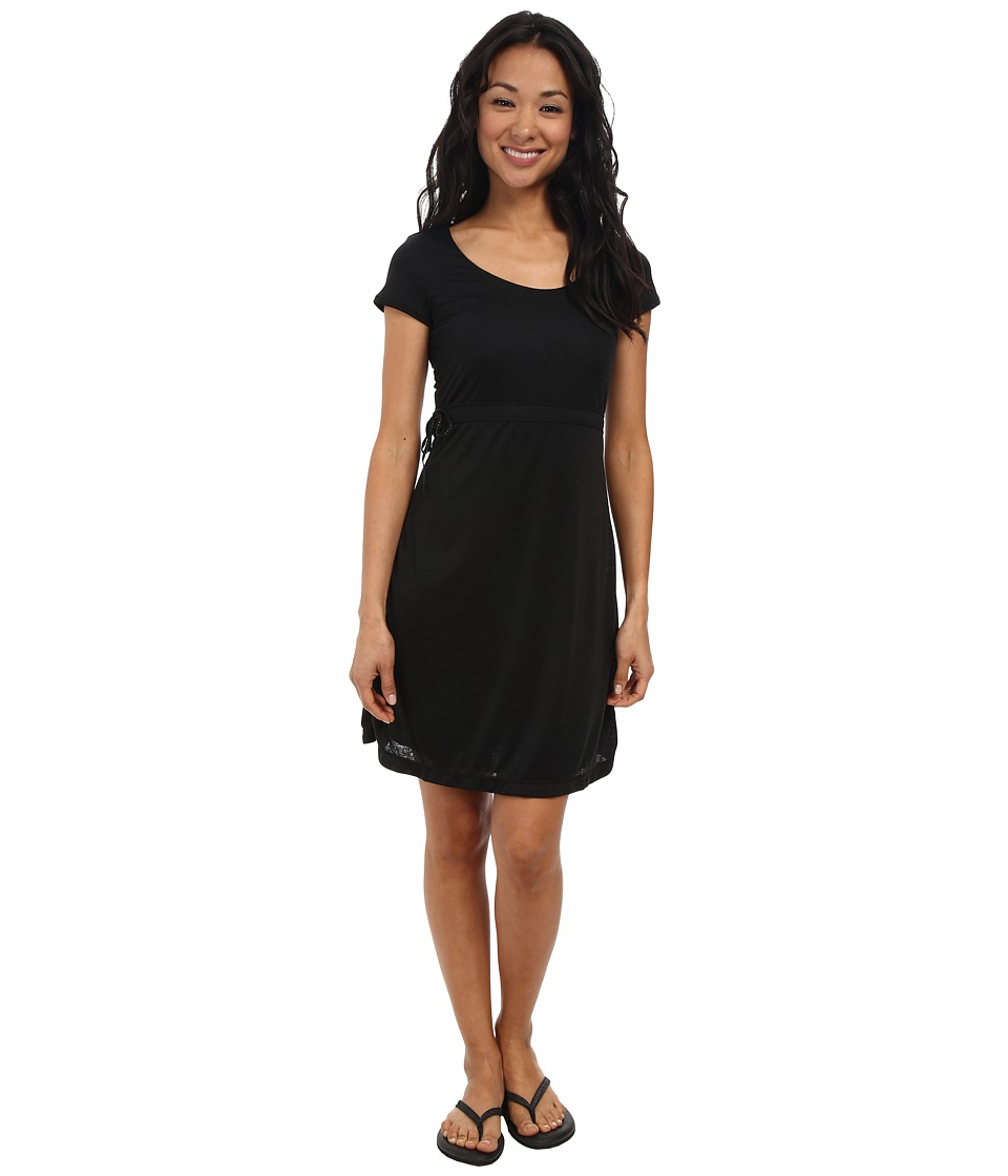 Merrell - Siena Cinch Dress (Black) Women's Dress