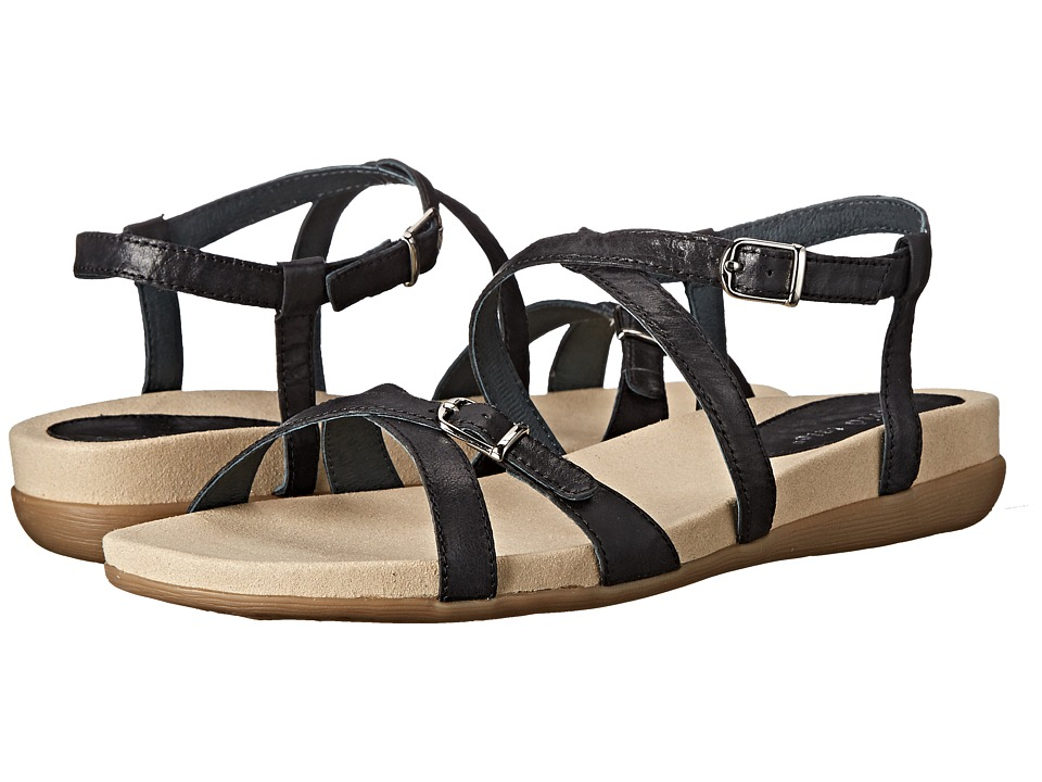 David Tate - Farah (Black) Women's Sandals
