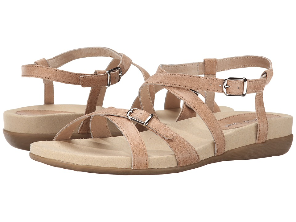 David Tate - Farah (Sand) Women's Sandals