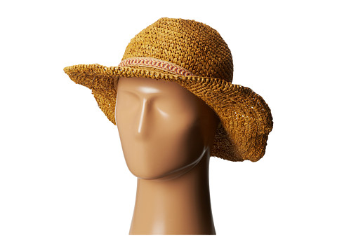 Roxy - Cantina (Bright Gold) Traditional Hats