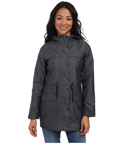 Merrell - Alvar Long 2L Jacket (Black Heather) Women