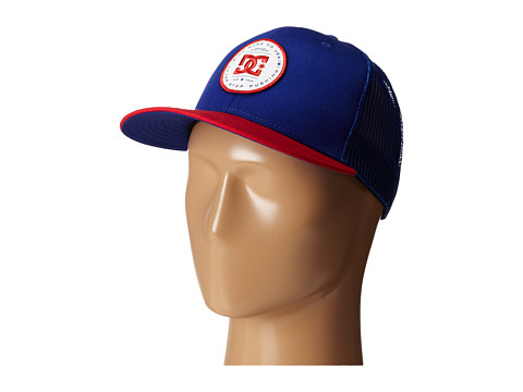 DC - Daxbred Snapback Hat (Nautical Blue) Baseball Caps