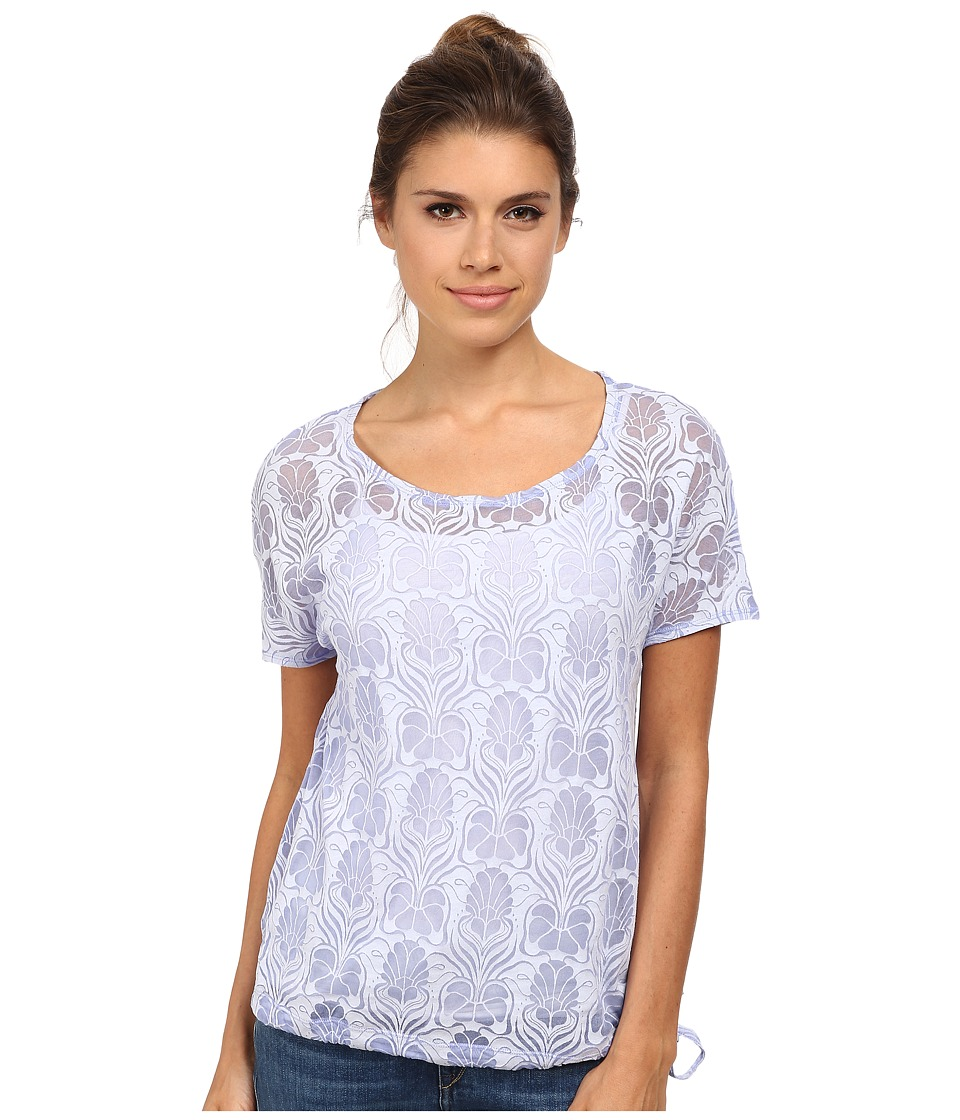Merrell - Flora Deco Tee (Pilot Heather) Women