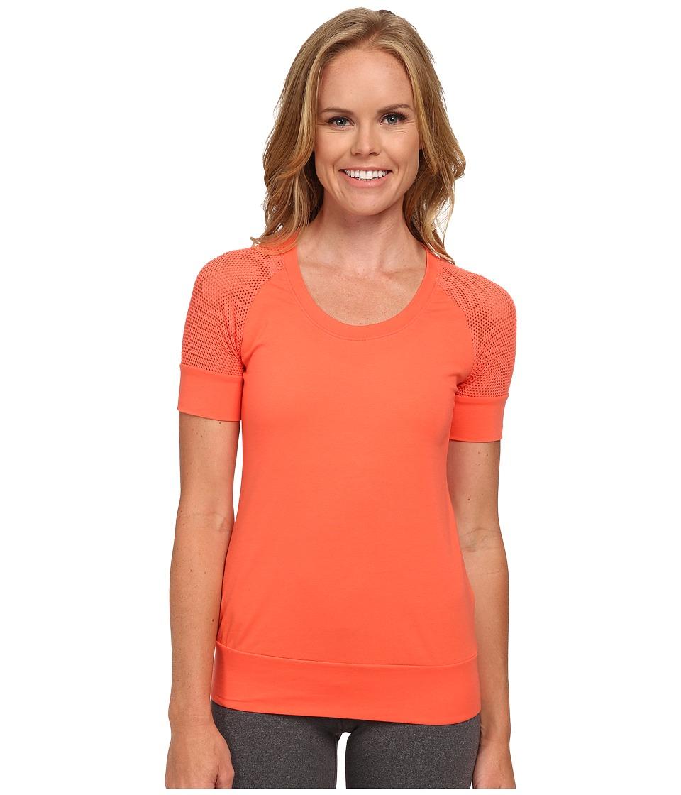 Merrell - Salina Tee (Nectarine) Women's T Shirt