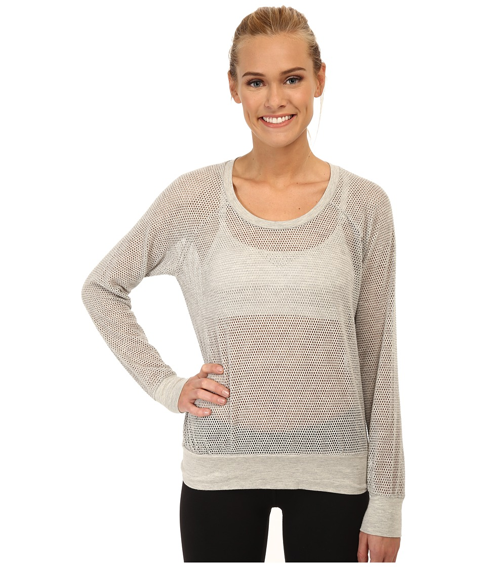 Merrell - Salina Pullover (Ash Heather) Women's Long Sleeve Pullover