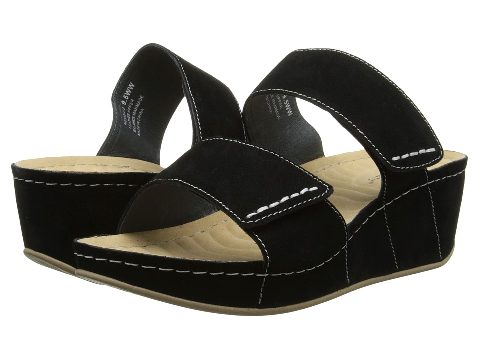 David Tate - Paris (Black) Women's Sandals