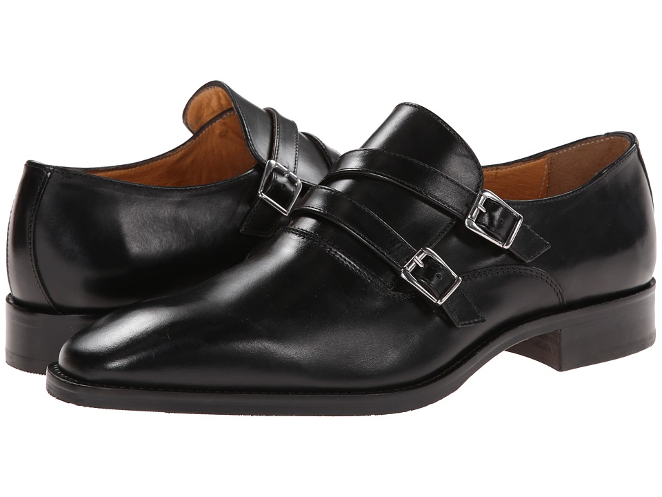 Ron White - Garth (Black Calf) Men's Shoes