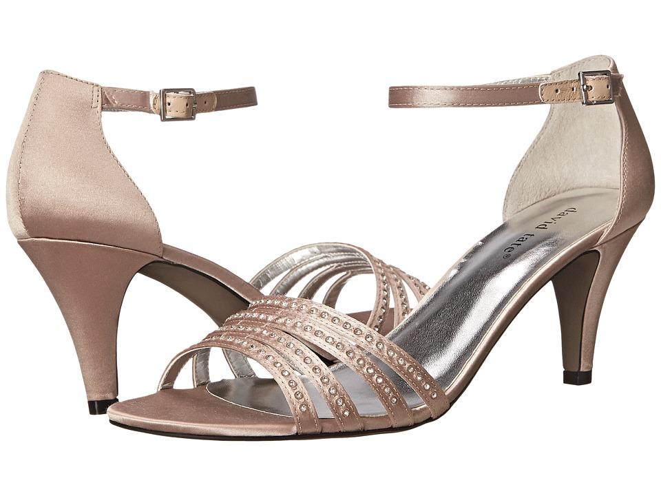 David Tate - Terra (Champagne) Women's Dress Sandals