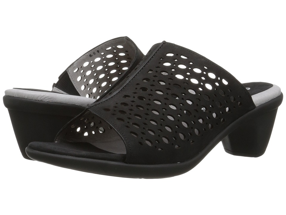 David Tate - Virginia (Black) Women's Sandals