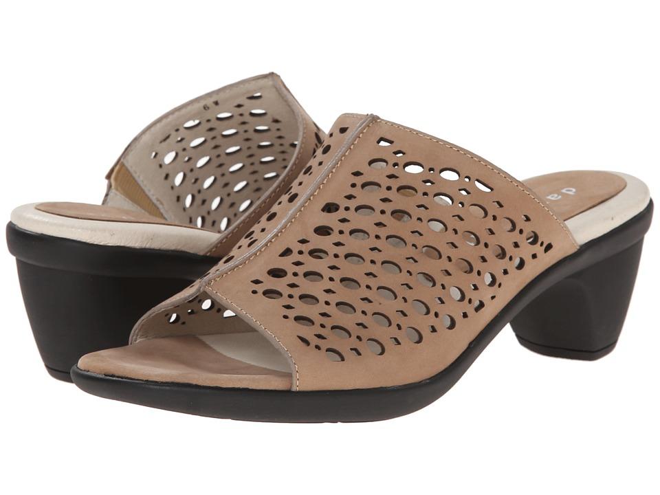 David Tate - Virginia (Camel) Women's Sandals
