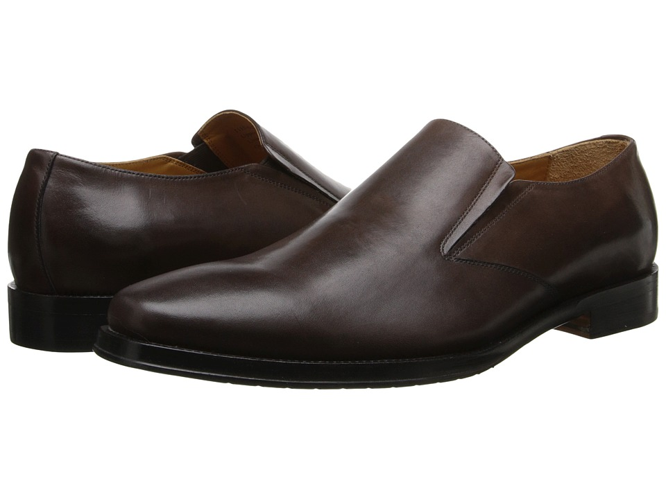 Ron White - Granger (Espresso Supple Calf) Men's Slip-on Dress Shoes