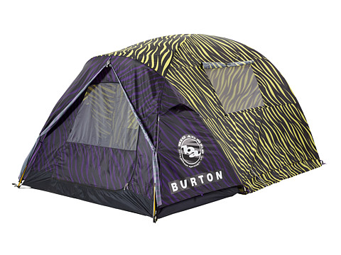 Burton - After Party Tent (Safari Print) Outdoor Sports Equipment