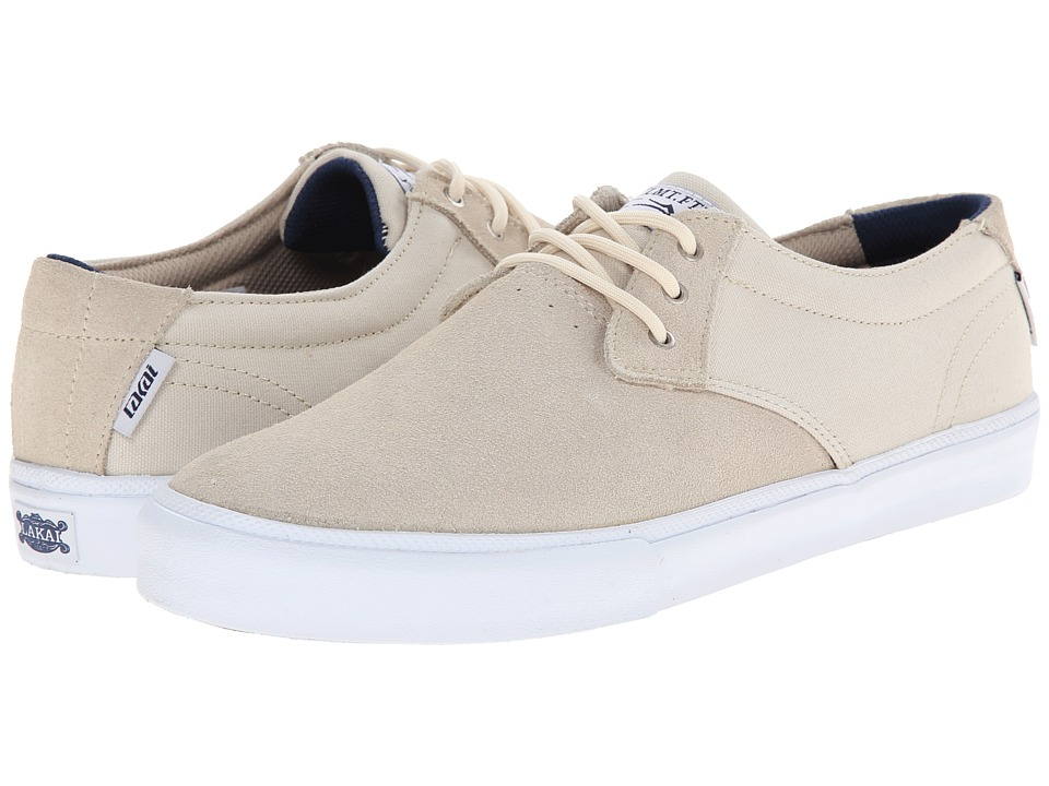 Lakai - M.J. (Cream Suede) Men