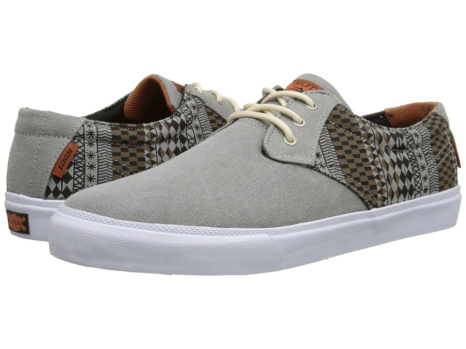 Lakai - M.J. (Aluminum Canvas) Men's Skate Shoes