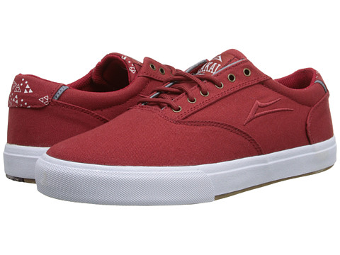 Lakai - GuyMar (Cardinal Canvas) Men's Skate Shoes
