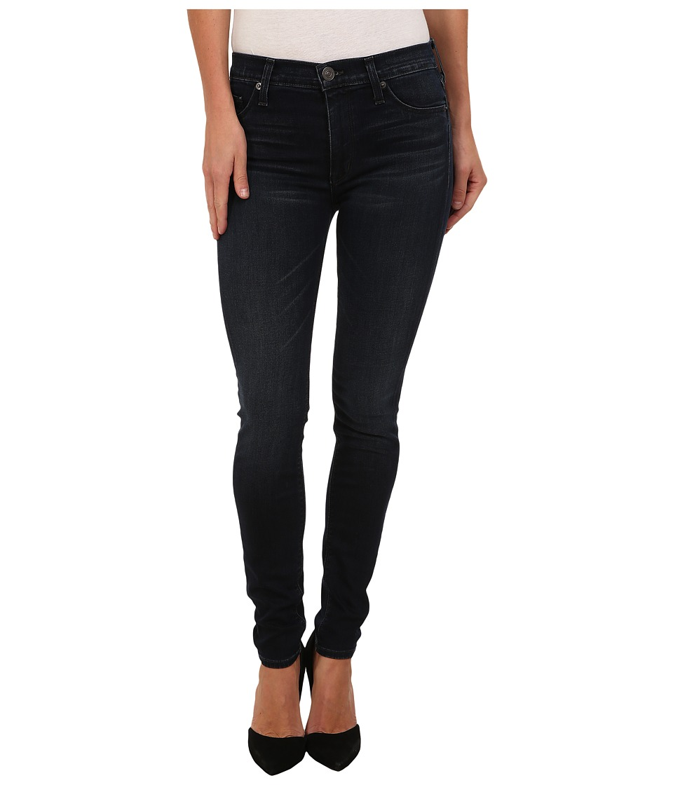 Hudson - Barbara High Waist Super Skinny in Follow Me (Follow Me) Women's Jeans