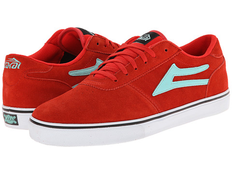 Lakai - Manchester Select (Flame Suede) Men