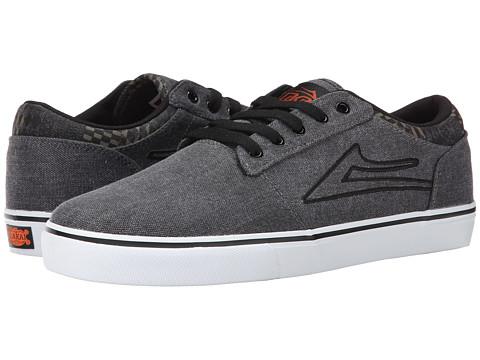 Lakai - Brea (Cement Canvas) Men's Skate Shoes