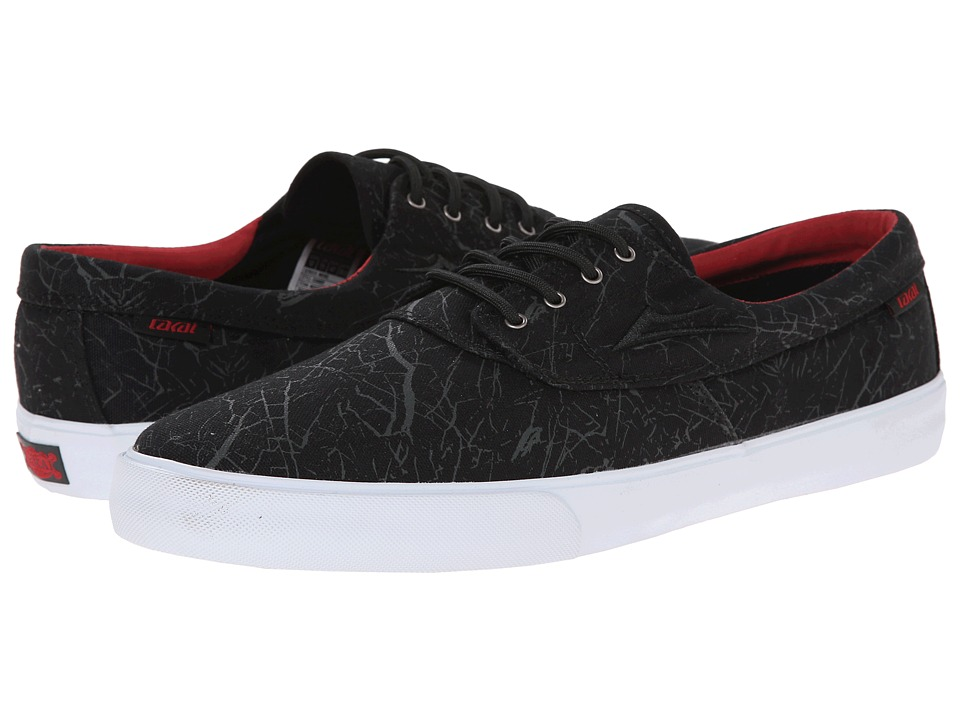 Lakai - Camby (Marble Canvas) Men's Skate Shoes