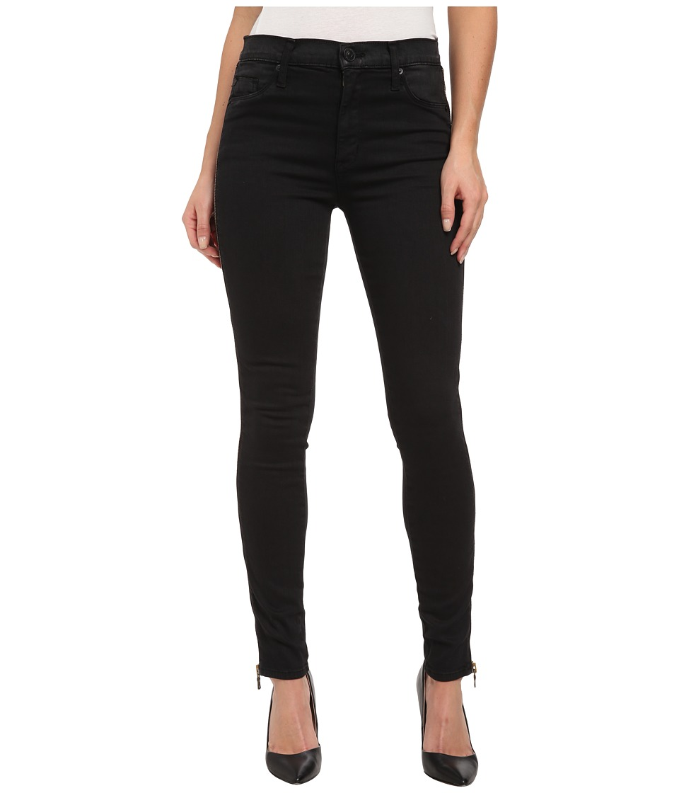 Hudson - Shade High Waist Ankle w/ Zips in Rendezvous (Rendezvous) Women's Jeans