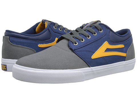 Lakai - Griffin (Blue/Grey Canvas) Men