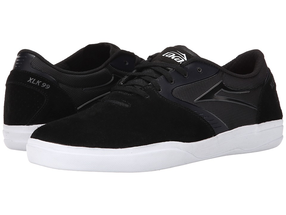 Lakai - Pacer (Black Suede) Men