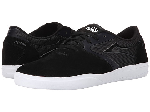 Lakai - Pacer (Black Suede) Men's Skate Shoes