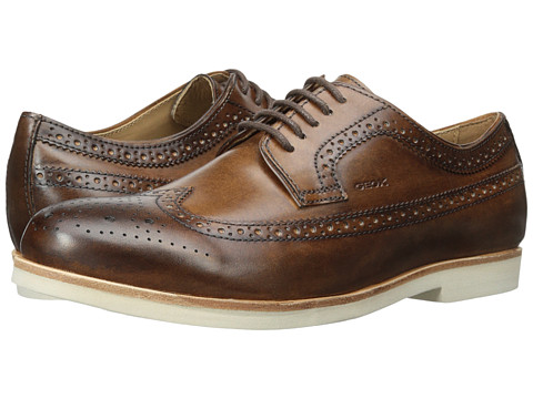 Geox - U Manuel 6 (Cognac) Men's Shoes