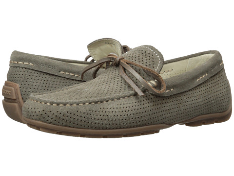 Geox - U Monet 28 (Dove Grey) Men