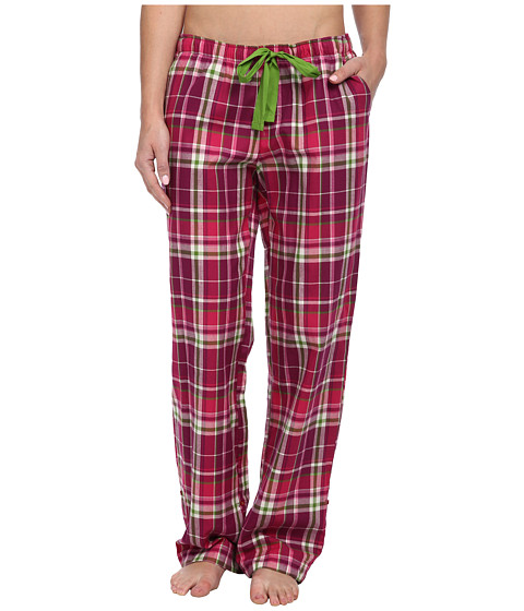 Jane & Bleecker - Flannel Pant 359850 (Janes Plaid) Women's Pajama