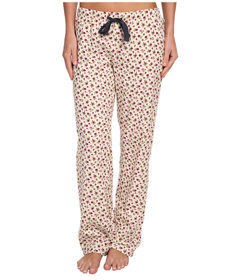 Jane & Bleecker - Flannel Pant 359850 (Painted Floral) Women's Pajama