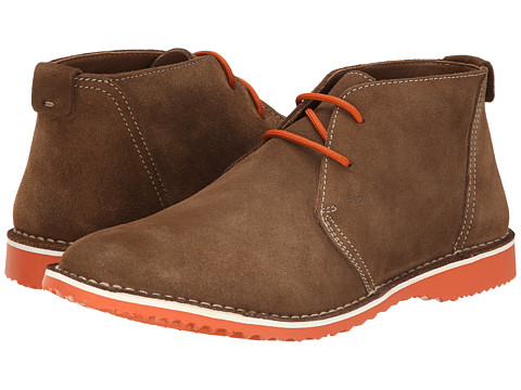 Geox - U Zal 1 (Camel) Men's Lace-up Boots