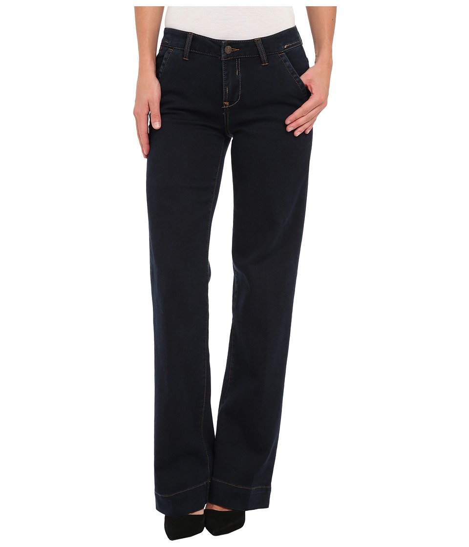 Liverpool - Eleanor Trouser (Stone Wash) Women's Casual Pants plus size,  plus size fashion plus size appare