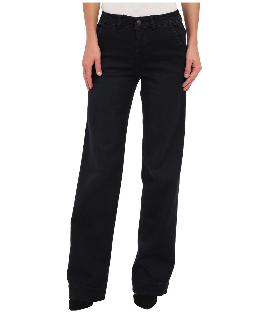 Liverpool - Eleanor Trouser (Pluto Blue) Women's Casual Pants plus size,  plus size fashion plus size appare