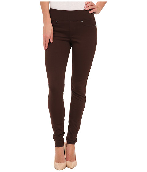 Liverpool - Sienna Pull-On Ponte Legging (Coffee Bean) Women