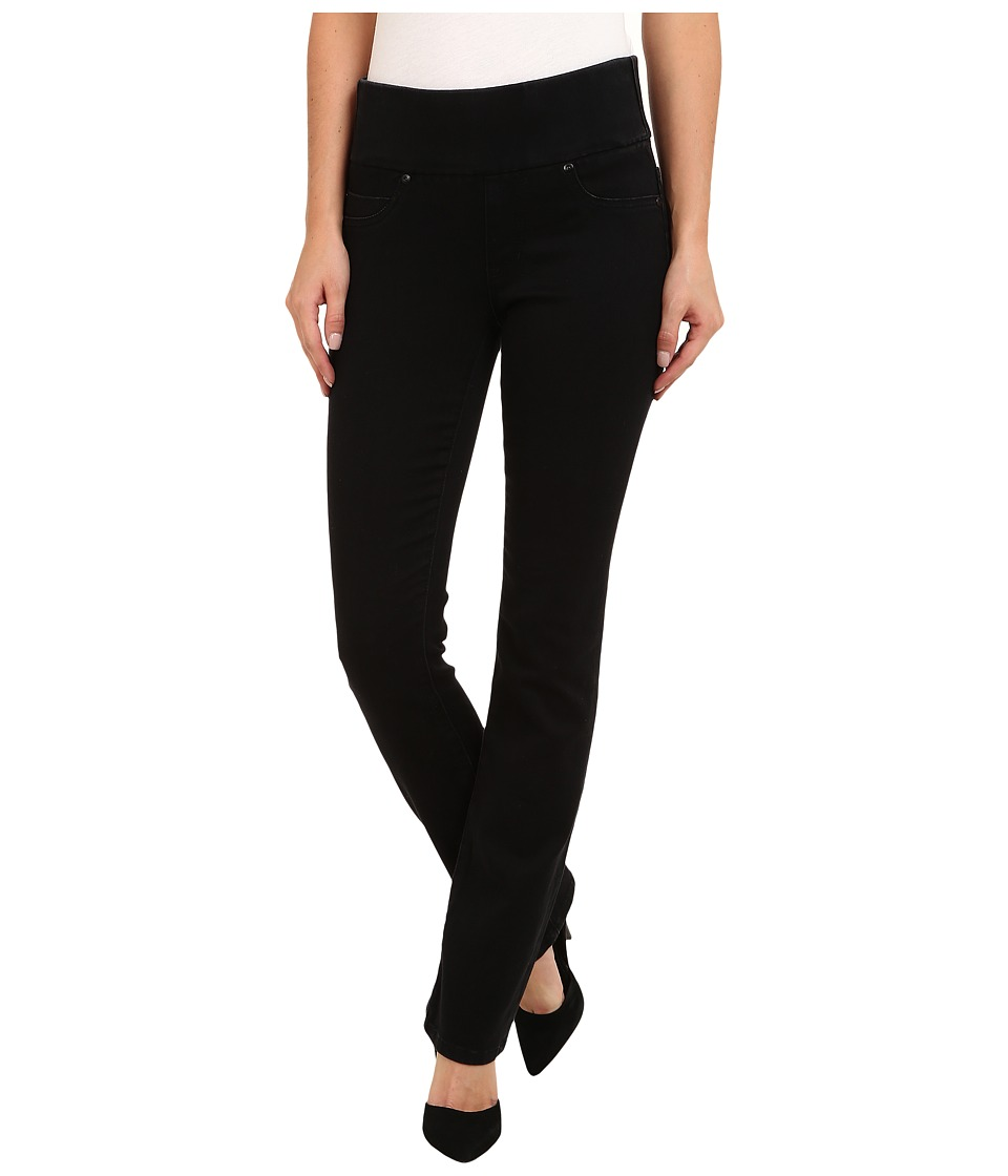 Liverpool - Jillian Straight Pull-On (Black Rinse) Women