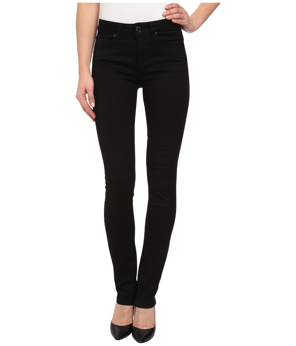 Liverpool - Sadie Straight Jean (Black) Women's Jeans