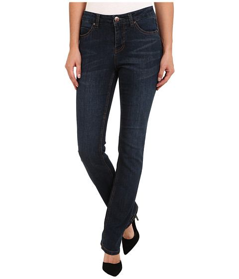 Liverpool - Sadie Straight Jean (Honey Blue Wash) Women's Jeans