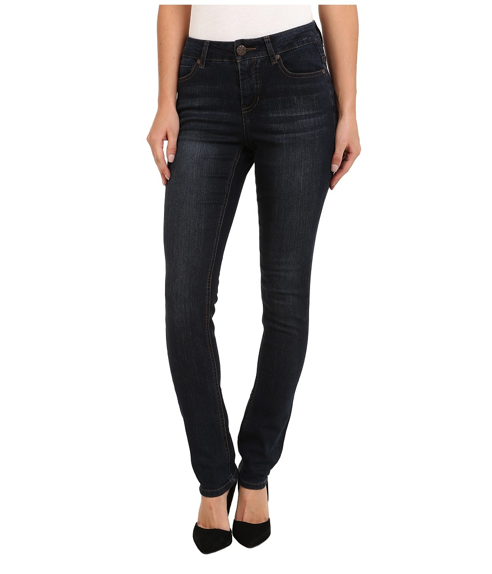 Liverpool - Abby Skinny Jean (Dark Blues) Women's Jeans