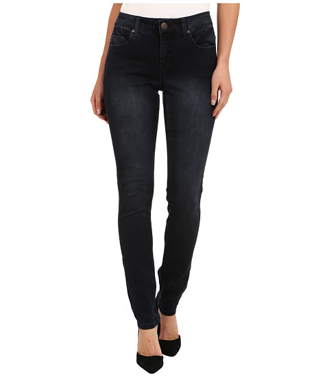 Liverpool - Abby Skinny Jean (Dark Blue Handsand) Women