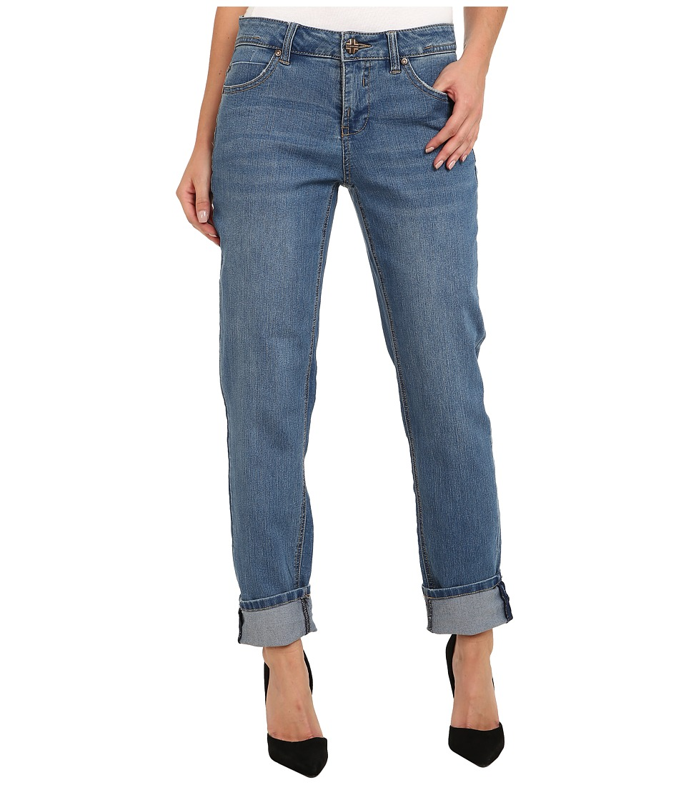 Liverpool - Pamela Boyfriend Jean (Belize Blue Wash) Women's Jeans