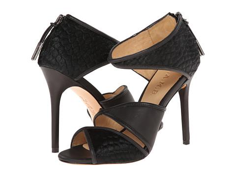 L.A.M.B. - Waren (Black) High Heels