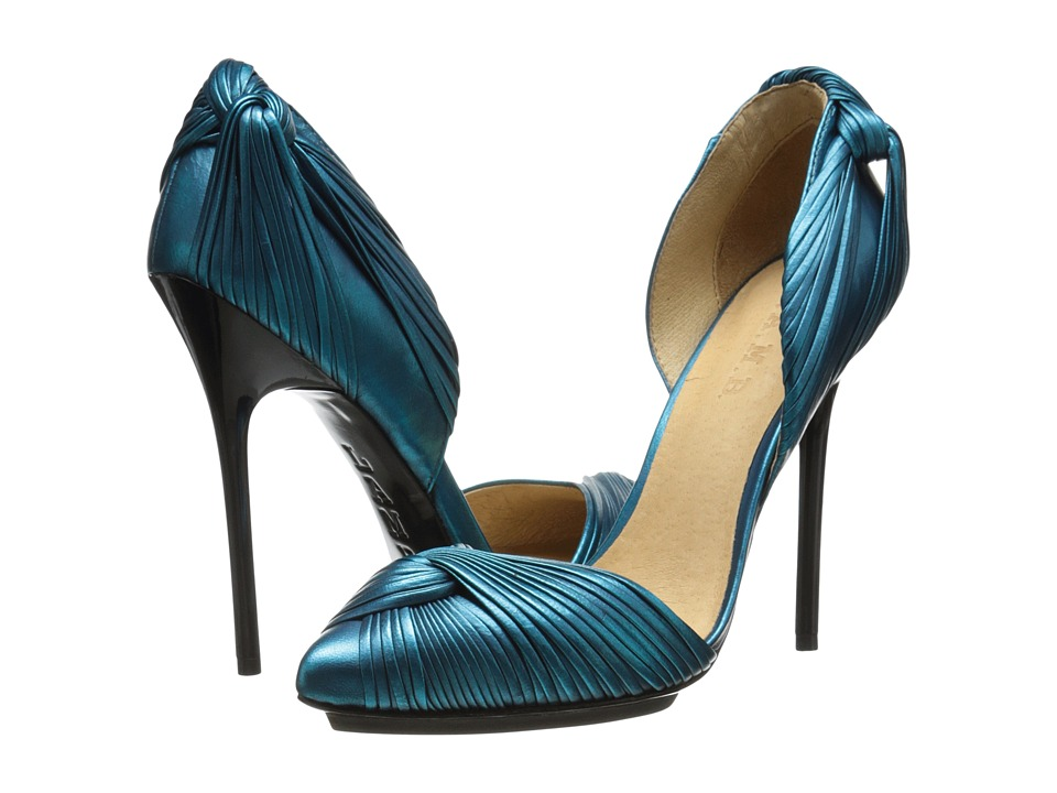 L.A.M.B. - Warner (Teal) High Heels