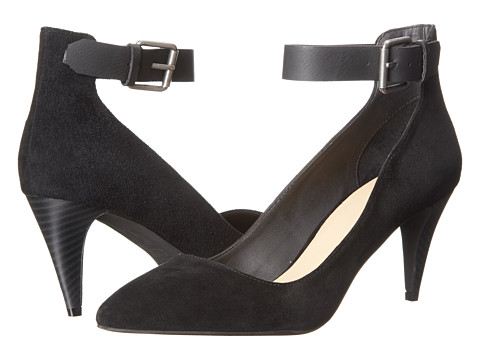 Joe's Jeans - Ned (Black Suede) Women's Shoes