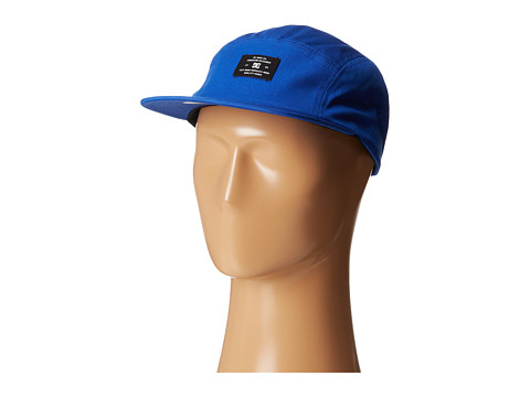 DC - Campy Hat (Royal Blue) Caps