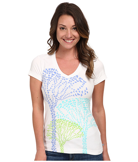 Merrell - Arbor Love Tee (White 1) Women's T Shirt
