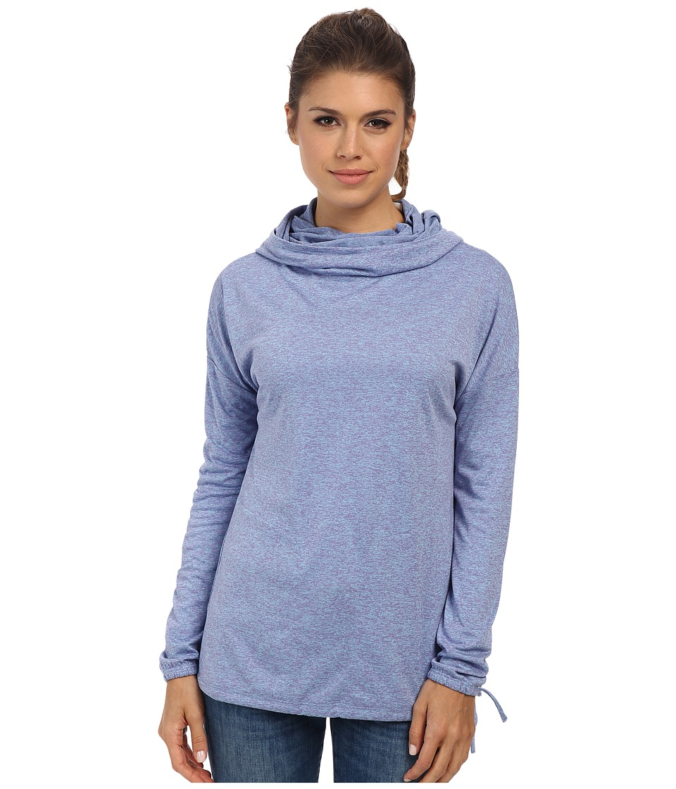 Merrell - Helio Pullover (Iris Heather) Women