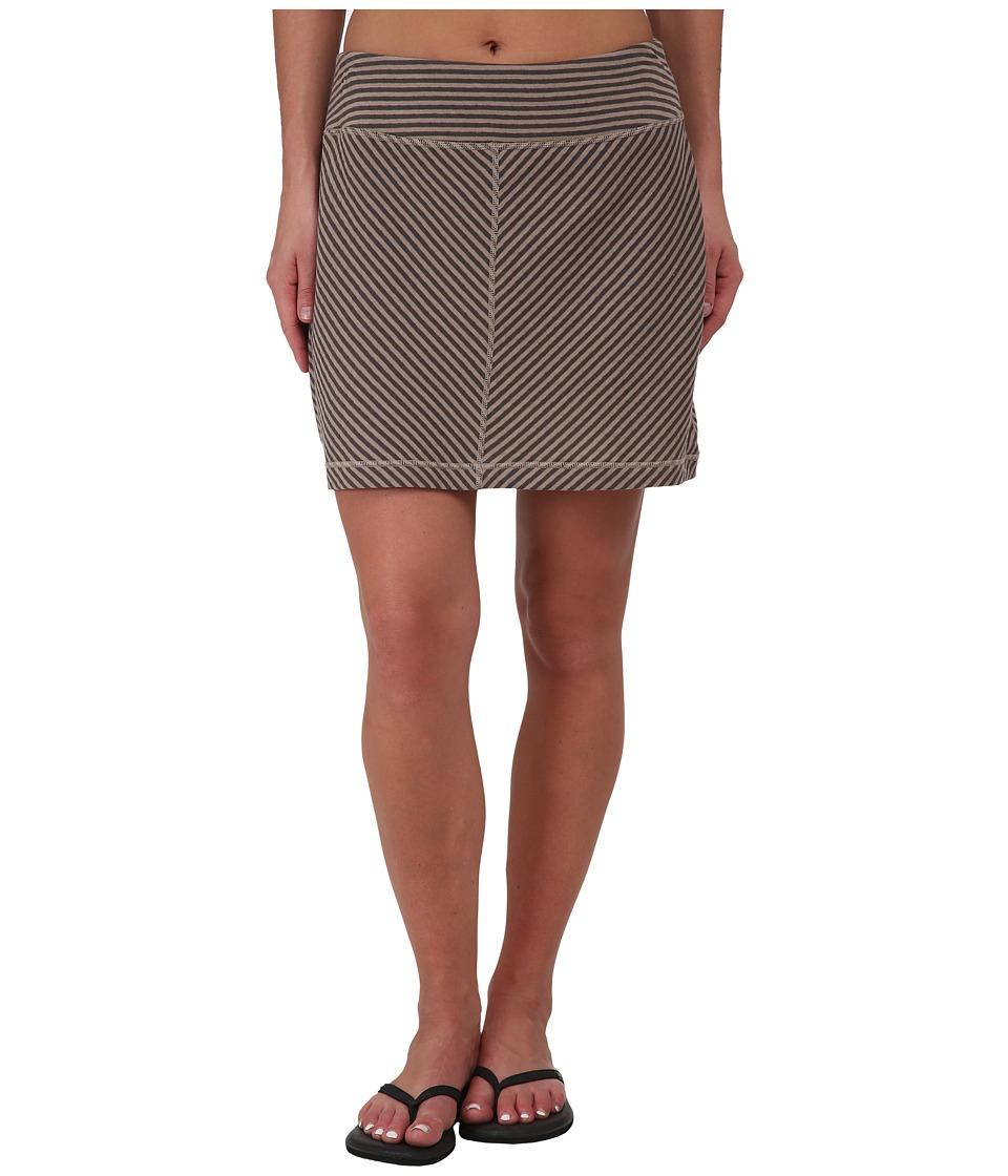 Merrell - Finley Reversible Skirt (Taupe/Shadow) Women's Skirt